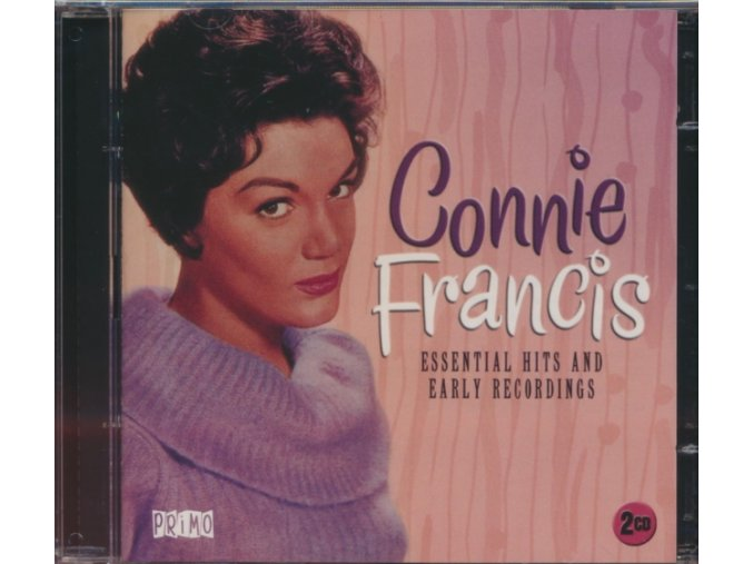 Connie Francis - 40 Of The Very Best (Music CD)