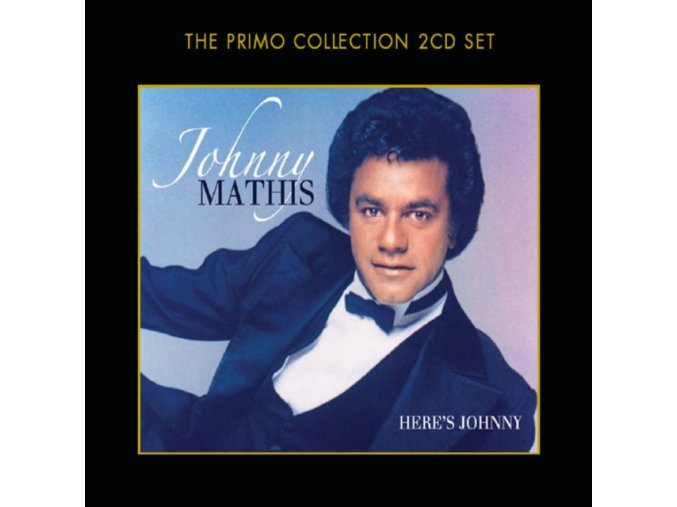 Johnny Mathis - Here's Johnny (Music CD)