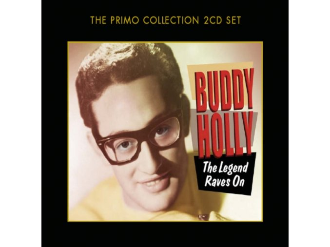 Buddy Holly - Legend Raves On  The (Music CD)