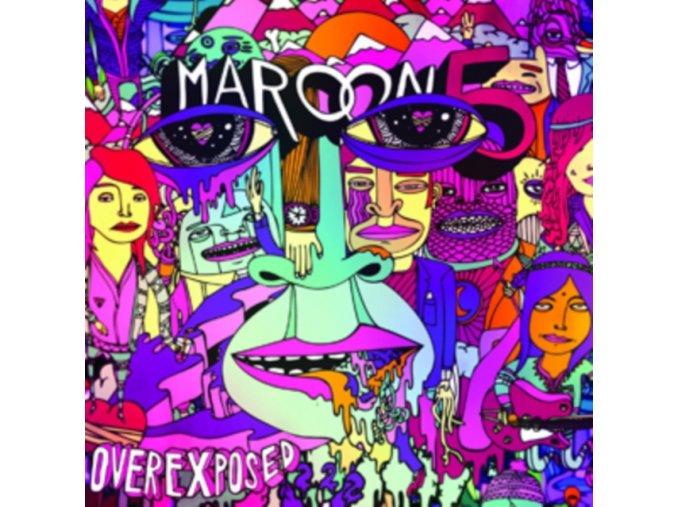 Maroon 5 - Overexposed (Music CD)