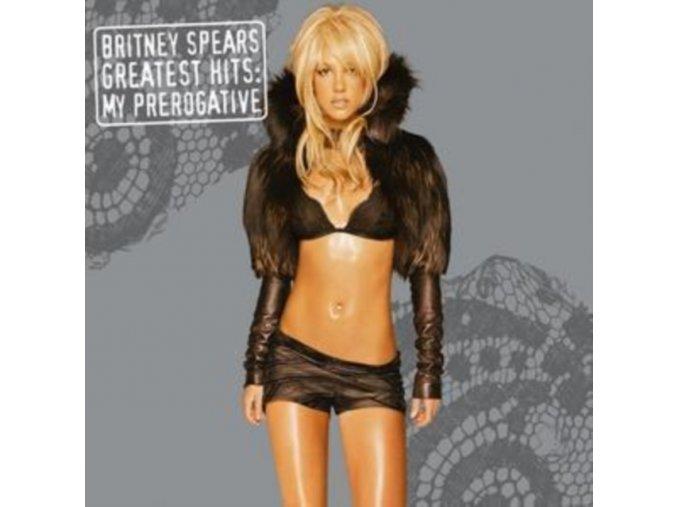 Britney Spears - Greatest Hits: My Prerogative (Music CD)