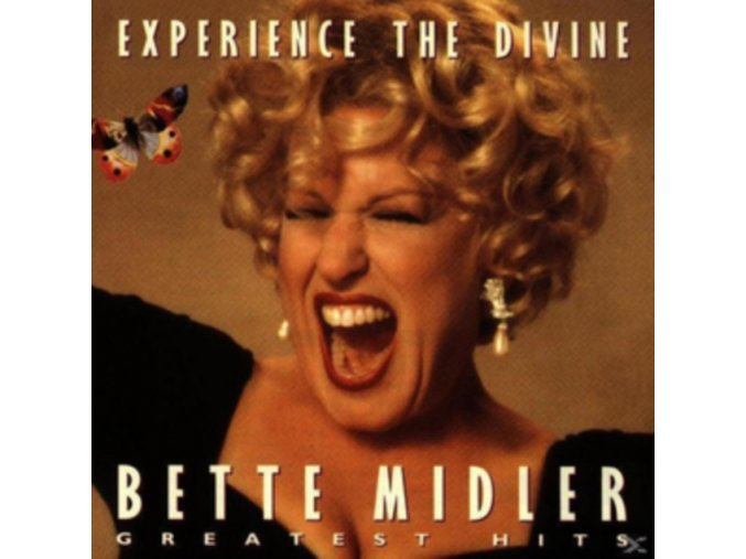 Bette Midler - Experience The Divine - Greatest Hits (Music CD)