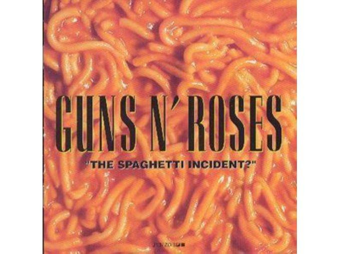 Guns N Roses - The Spaghetti Incident? (Music CD)