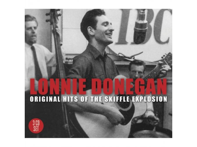Lonnie Donegan - Original Hits Of The Skiffle Generation  The (Music CD)