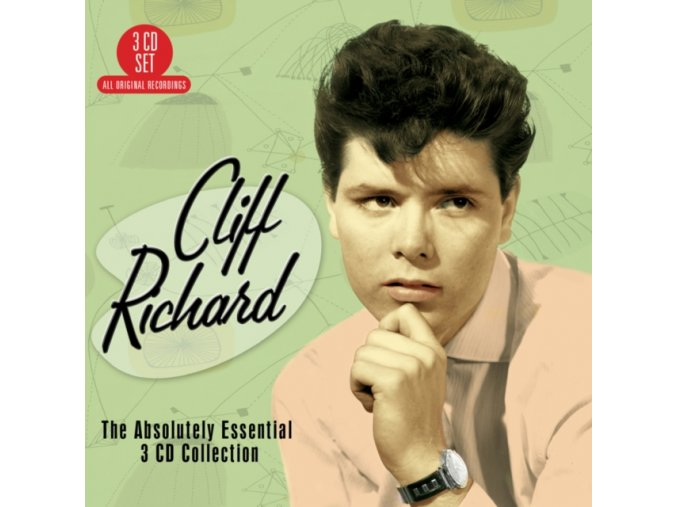 Cliff Richard - Absolutely Essential 3 CD Collection (Music CD)