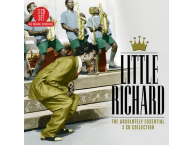Little Richard - Absolutely Essential 3-CD Collection (Music CD)