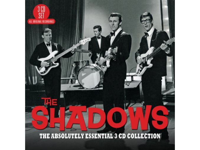 Shadows (The) - Absolutely Essential 3CD Collection (Music CD)