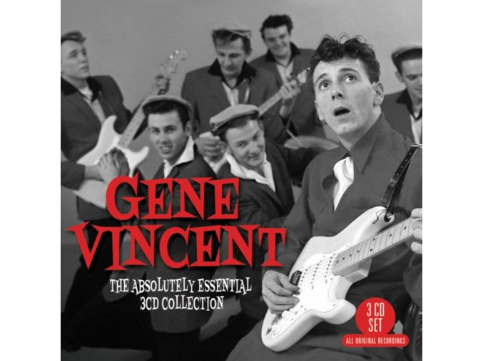 Gene Vincent - The Absolutely Essential (Music CD)