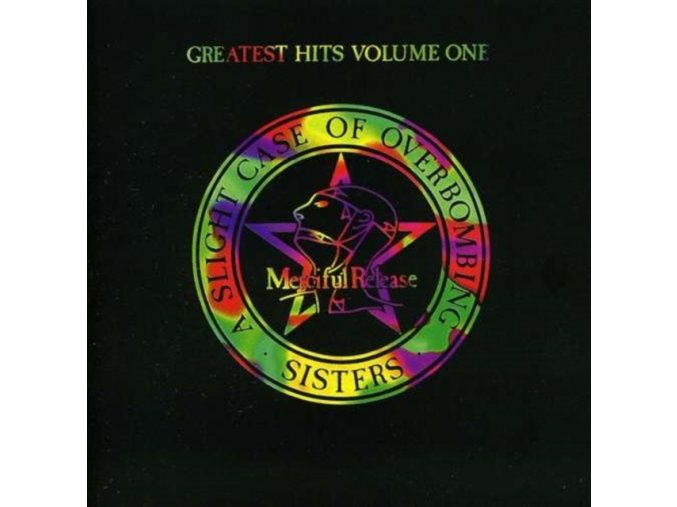 The Sisters Of Mercy - Greatest Hits: A Slight Case Of Overbombing (Music CD)