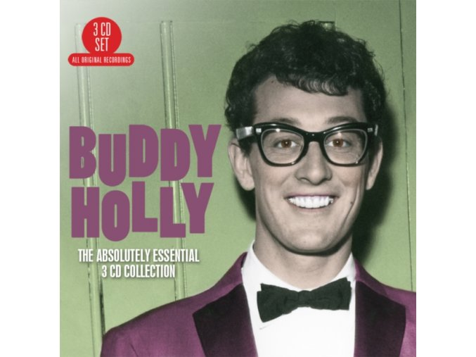 Buddy Holly - Absolutely Essential 3CD Collection (Music CD)