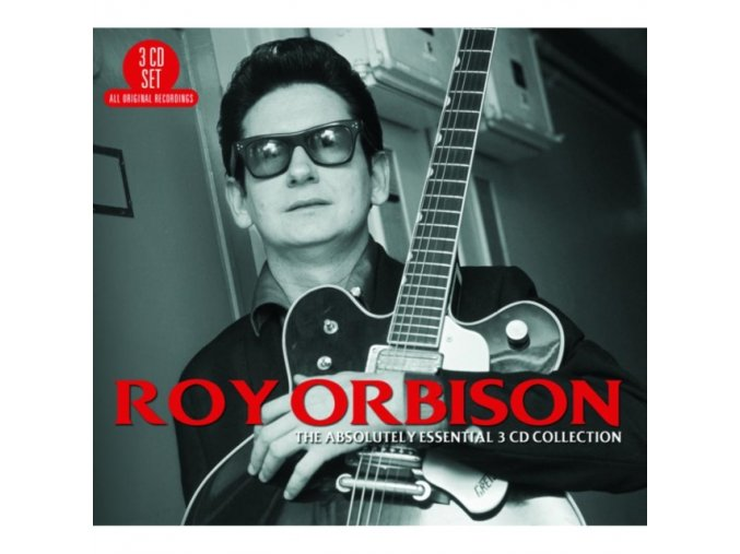 Roy Orbison - The Absolutely Essential 3CD Collection (Music CD)
