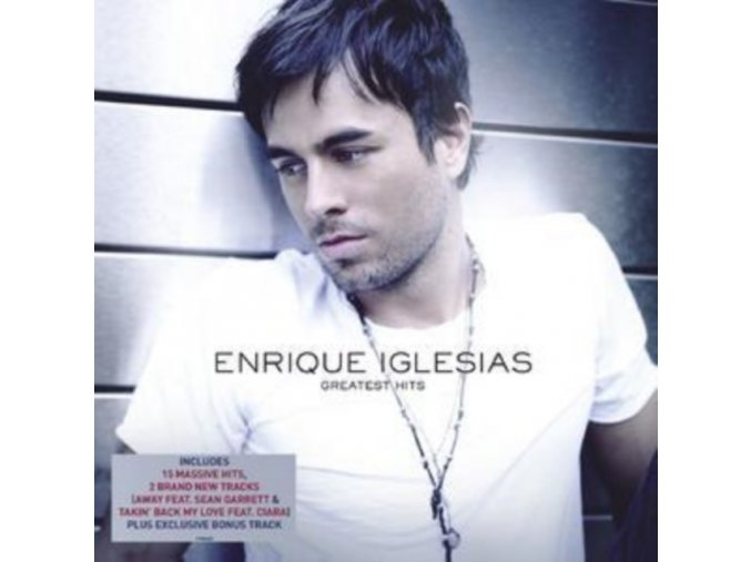 Enrique Iglesias - Greatest Hits (Music CD)