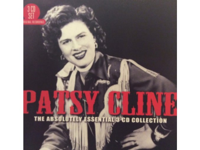 Patsy Cline - The Absolutely Essential 3CD Collection (Music CD)