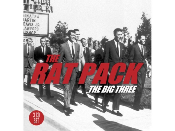 The Rat Pack - The Rat Pack - The Big Three (Music CD)