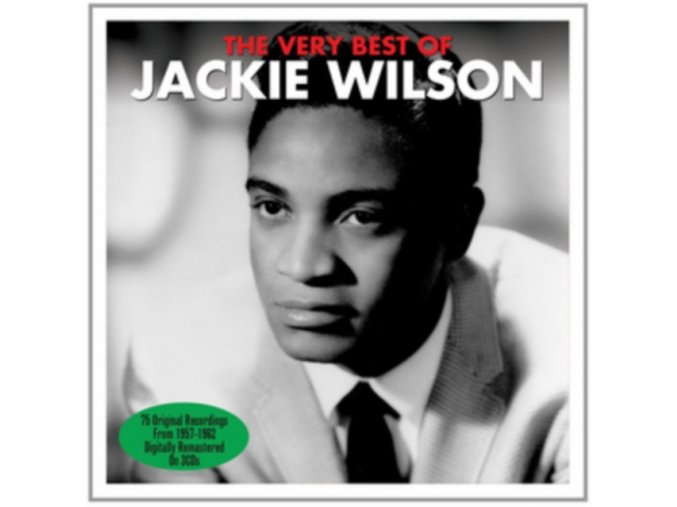 Jackie Wilson - The Very Best Of Jackie Wilson [3CD Box Set] (Music CD)