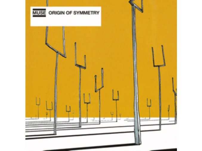 Muse - Origin Of Symmetry (Music CD)