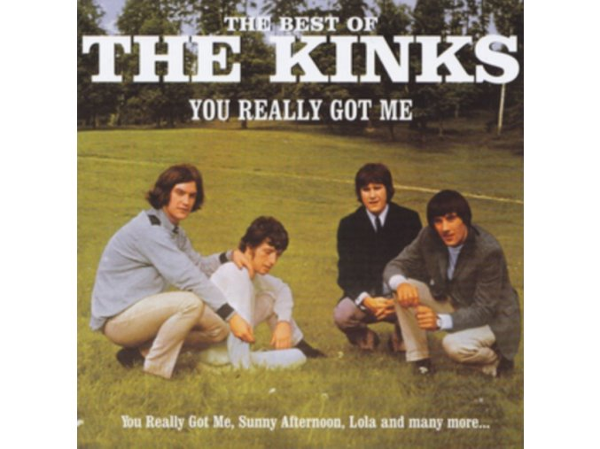 The Kinks - You Really Got Me - Best Of (Music CD)