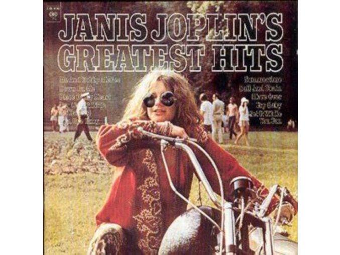 Janis Joplin - Greatest Hits (Remastered) (Music CD)