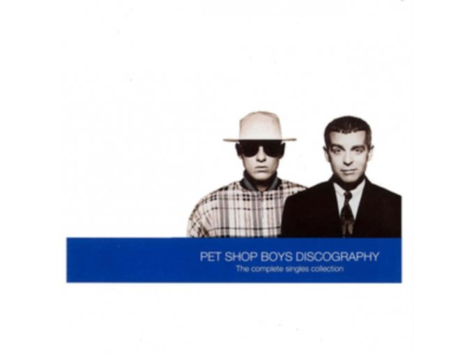 Pet Shop Boys - Discography: The Complete Singles Collection (Music CD)
