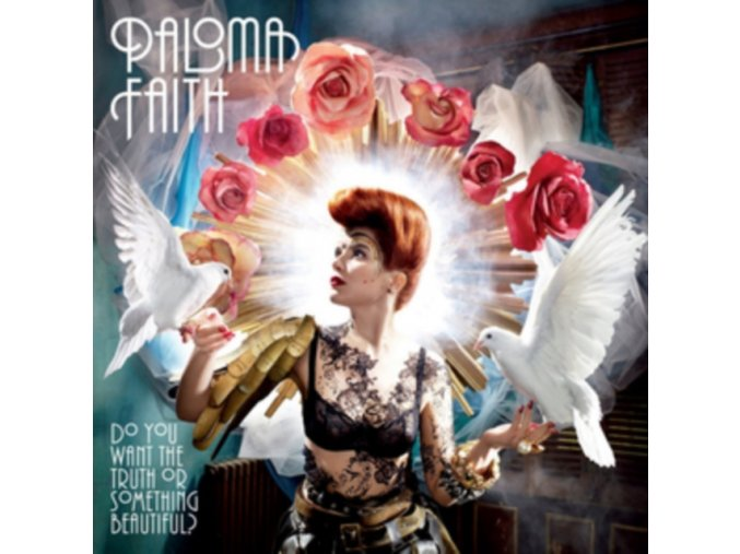 Paloma Faith - Do You Want The Truth Or Something Beautiful (Music CD)