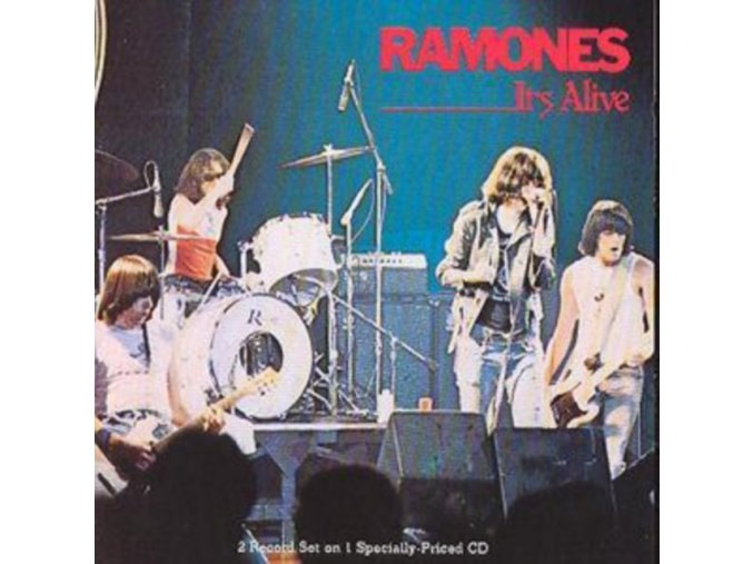 The Ramones - Its Alive (Music CD)