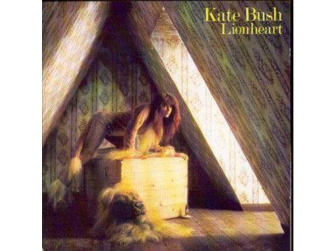 Kate Bush - Lionheart (Music CD)