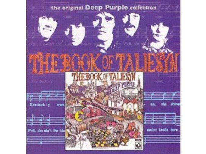 Deep Purple - Book Of Taliesyn (Music CD)