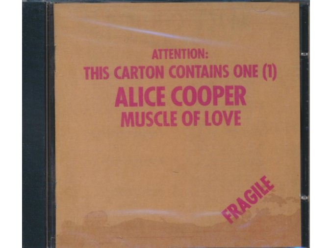 Alice Cooper - Muscle Of Love (Music CD)