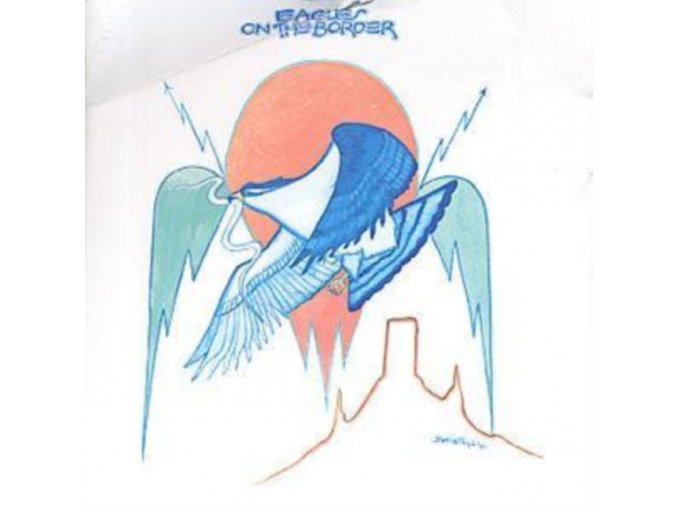 The Eagles - On The Border (Music CD)