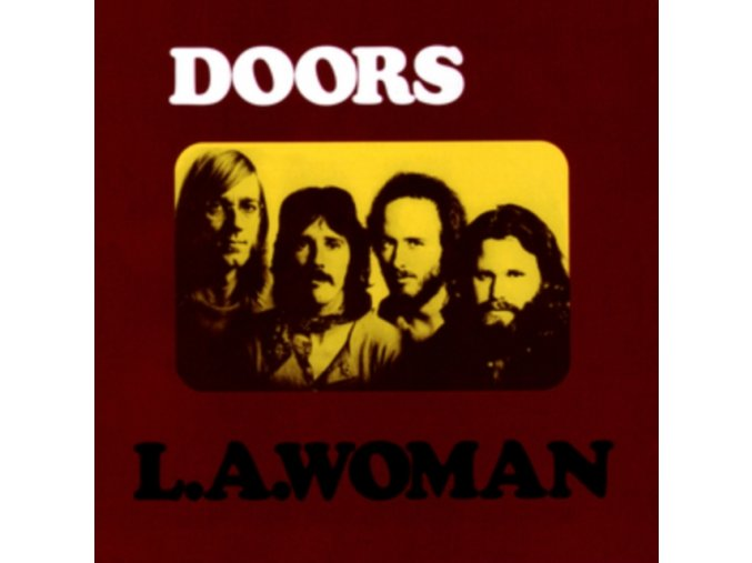 The Doors - L.A. Woman (Remastered & Expanded) (Music CD)