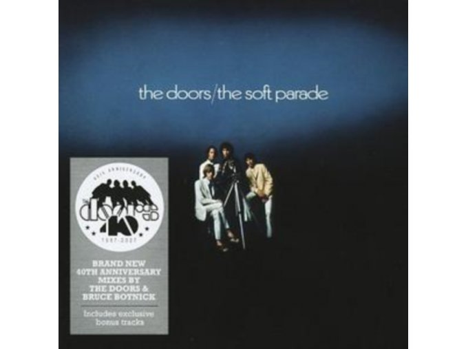 The Doors - The Soft Parade (Remastered And Expanded) (Music CD)