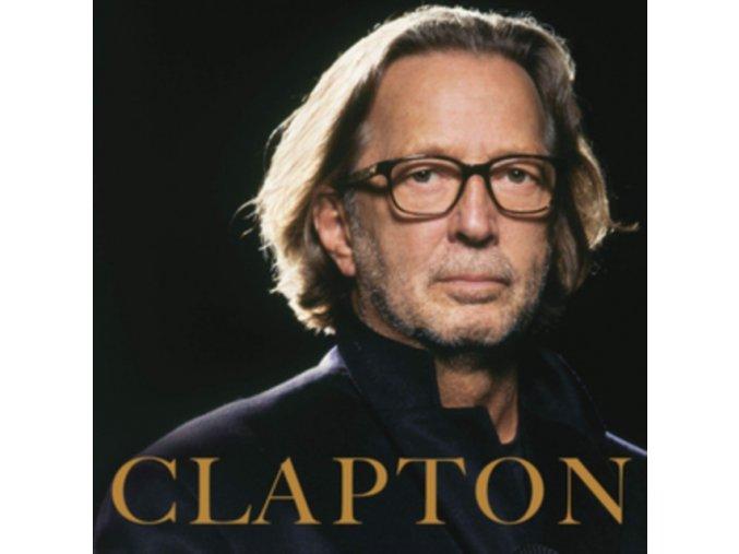 Eric Clapton - Clapton (Music CD)