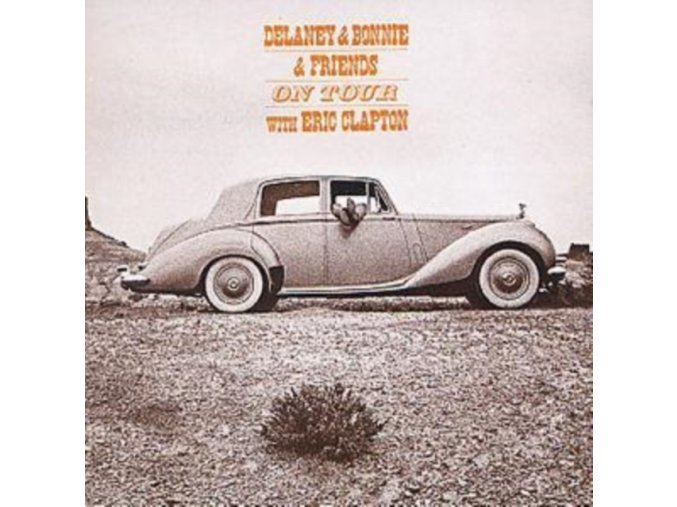Delaney And Bonnie - On Tour With Eric Clapton (Music CD)