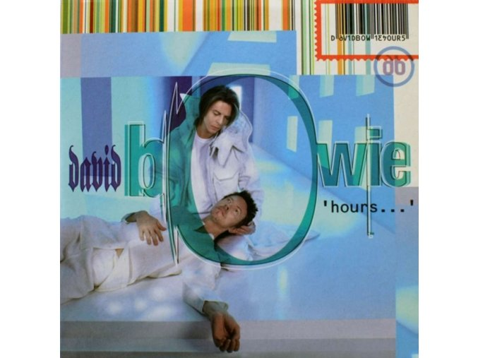 David Bowie - 'hours...' (Music CD)