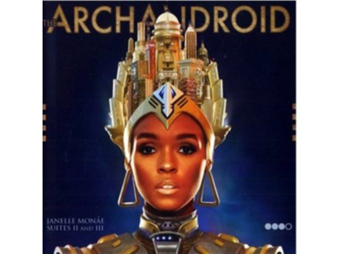 Janelle Monae - The Archandroid (Music CD)