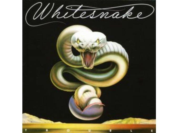 Whitesnake - Trouble (Music CD)