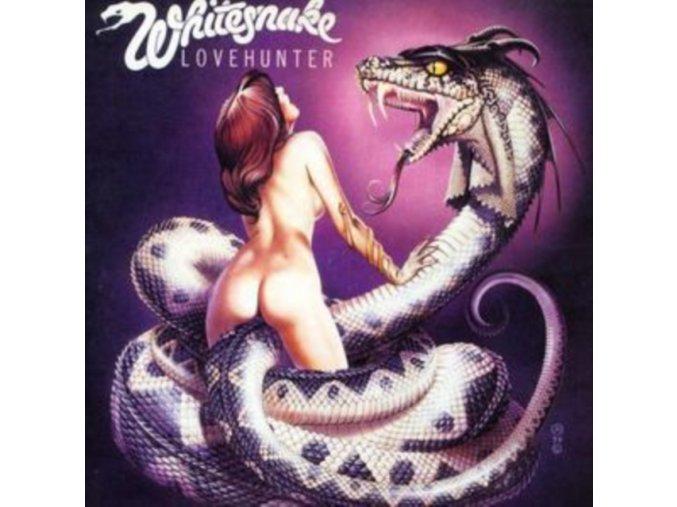 Whitesnake - Lovehunter (Music CD)