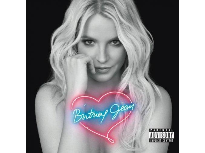 Britney Spears - Britney Jean (Music CD)