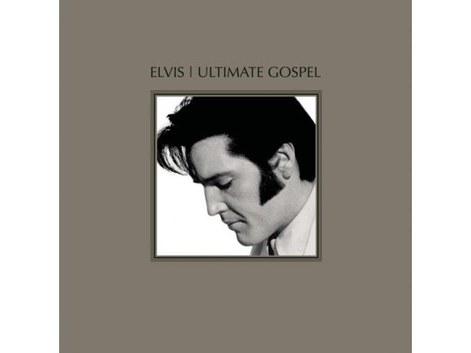 Elvis Presley - Ultimate Gospel [Bonus Tracks] (Music CD)