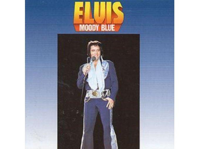 Elvis Presley - Moody Blue (Music CD)