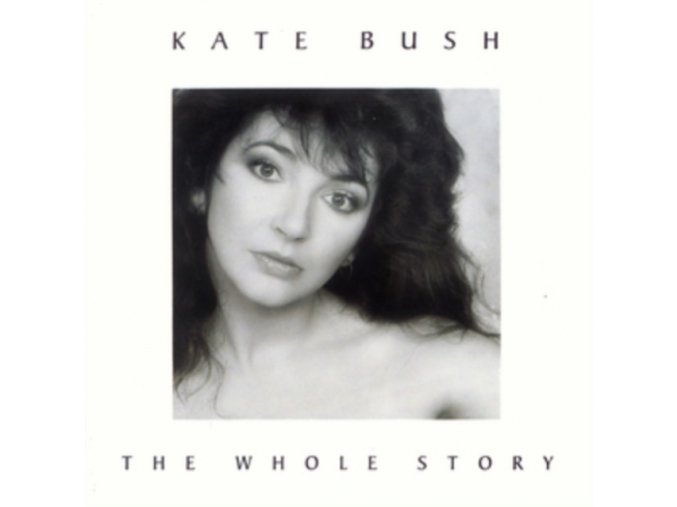 Kate Bush - The Whole Story (Music CD)