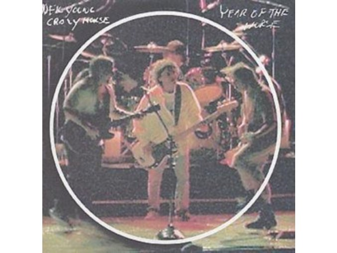 Neil Young & Crazy Horse - Year Of The Horse  The (Live)