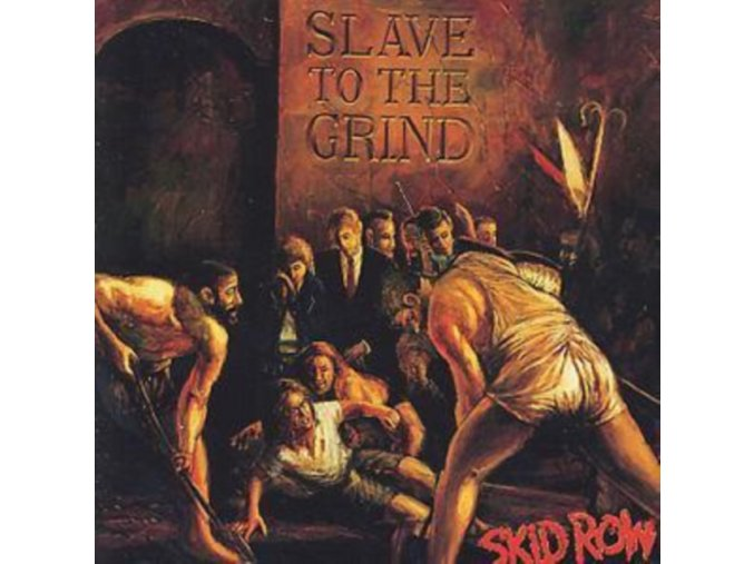 Skid Row - Slave To The Grind (Music CD)