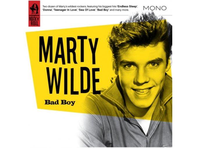 Marty Wilde - Bad Boy (Music CD)