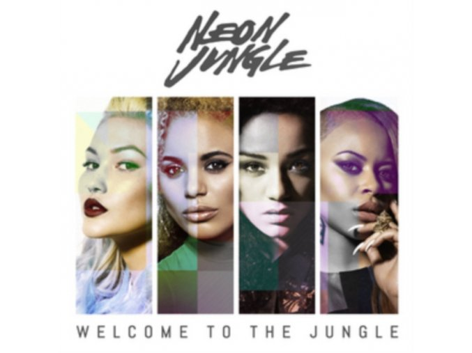 Neon Jungle - Welcome To The Jungle (Music CD)
