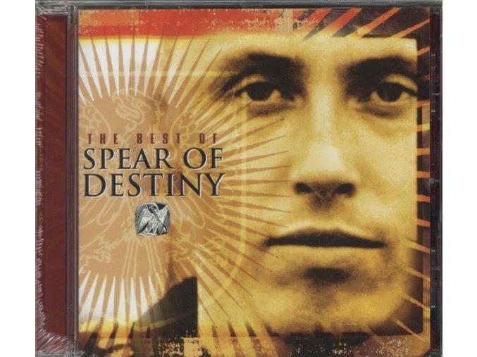 Spear Of Destiny - Best Of (Music CD)