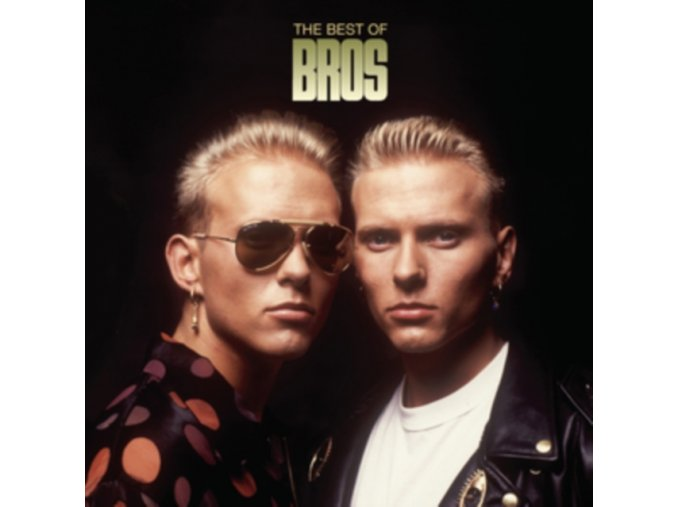 Bros - The Best Of Bros (Music CD)
