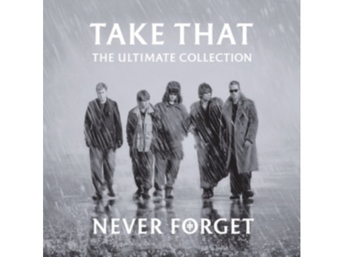Take That - Never Forget (The Ultimate Collection - Best of) (Music CD)