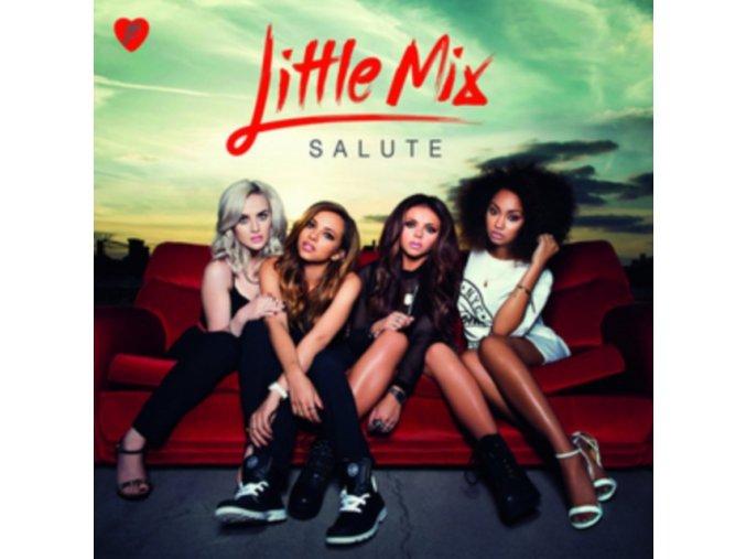 Little Mix - Salute (Music CD)