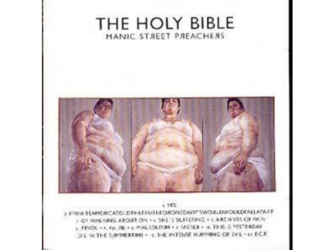 Manic Street Preachers - Holy Bible (Music CD)